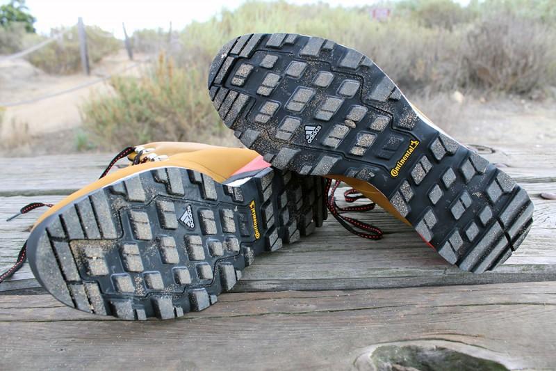 Adidas Continental Tire
