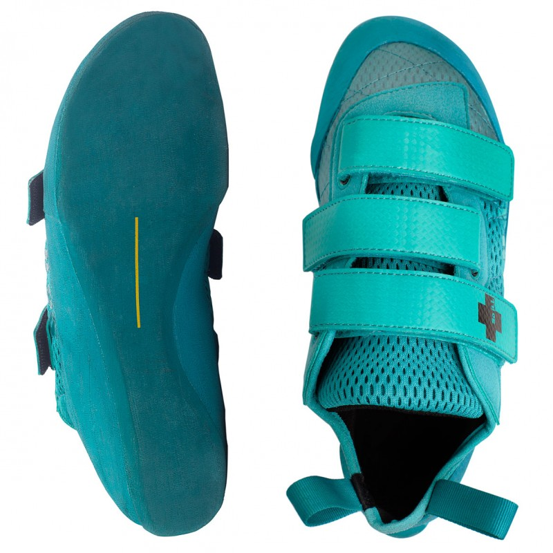 New Climbing Shoes