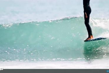 Malibu Surfing