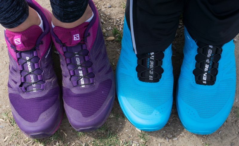 2f9a9958 His & Hers Salomon Sense Pro 2 Review | Gearminded