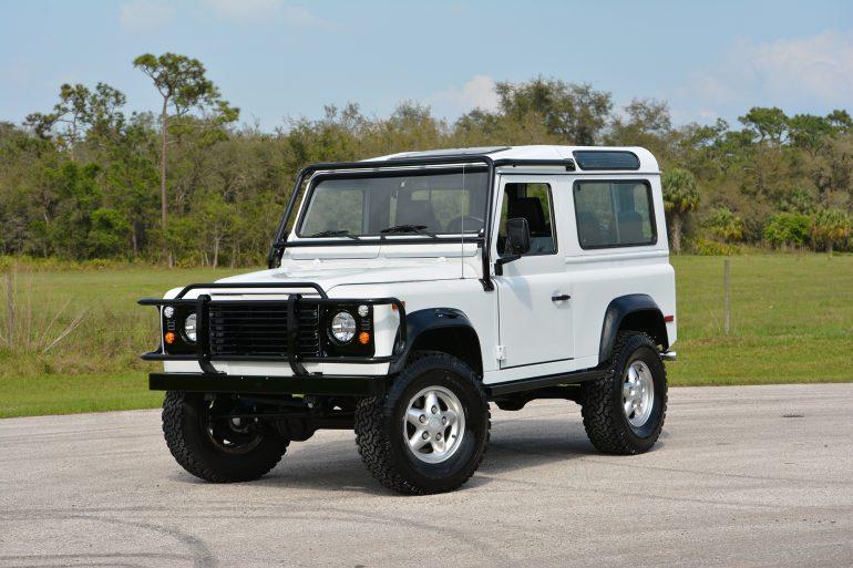 East Coast Defender Custom Land Rover