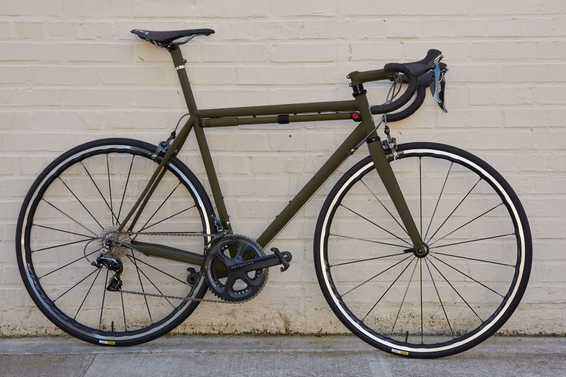 The Vanilla Workshop Speedvagen OG1