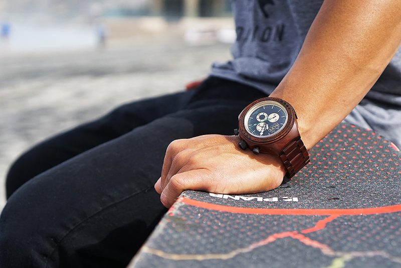 Pacific Standard Time Watch