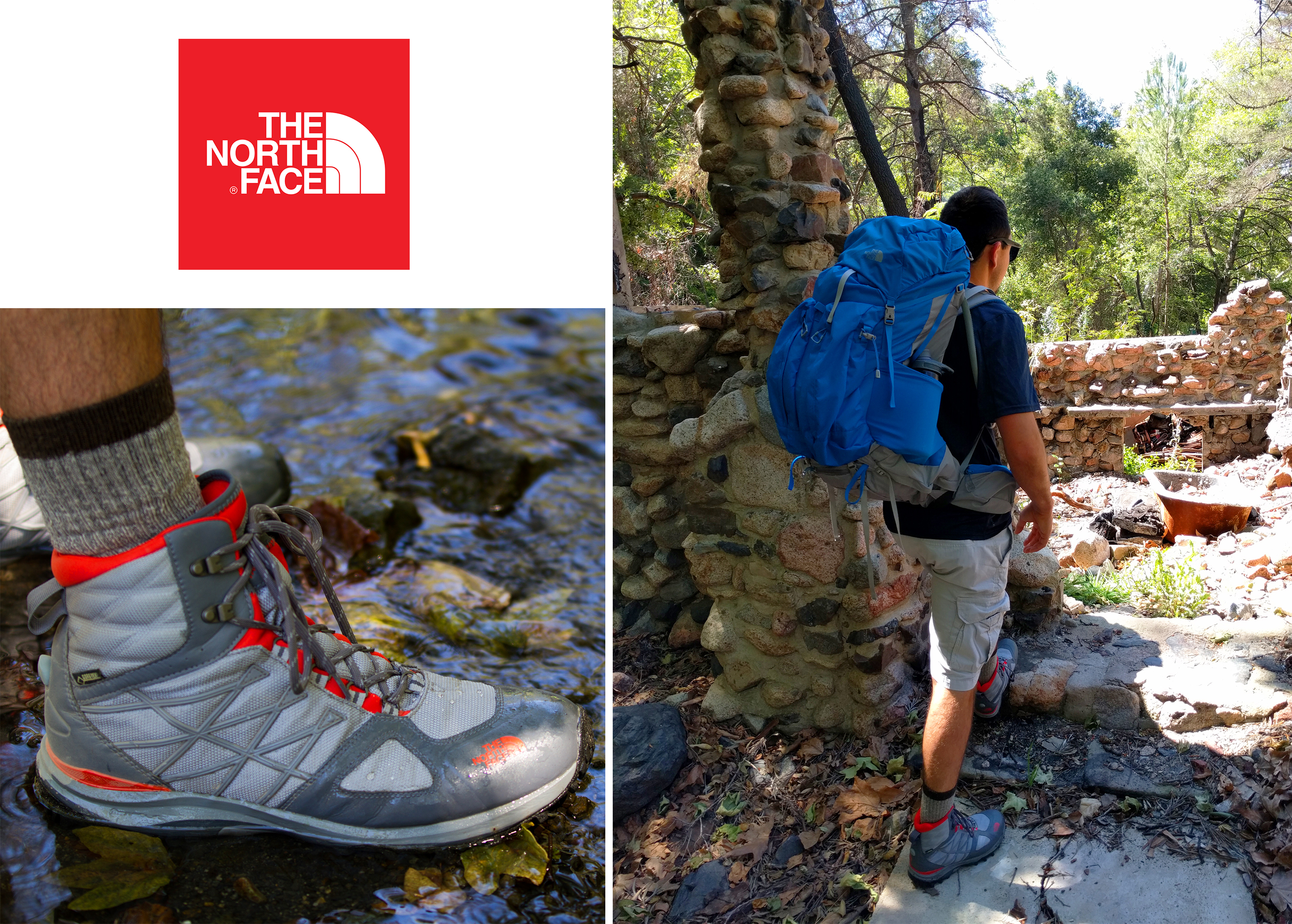 brand new d05b5 4bc17 The North Face Backpacking Essentials: Banchee 65 + Ultra ...