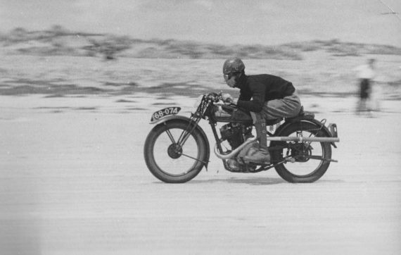 Beach Motorcycle Racing