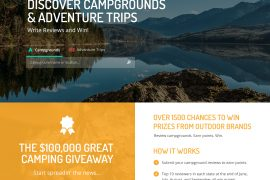 Best summer campgrounds