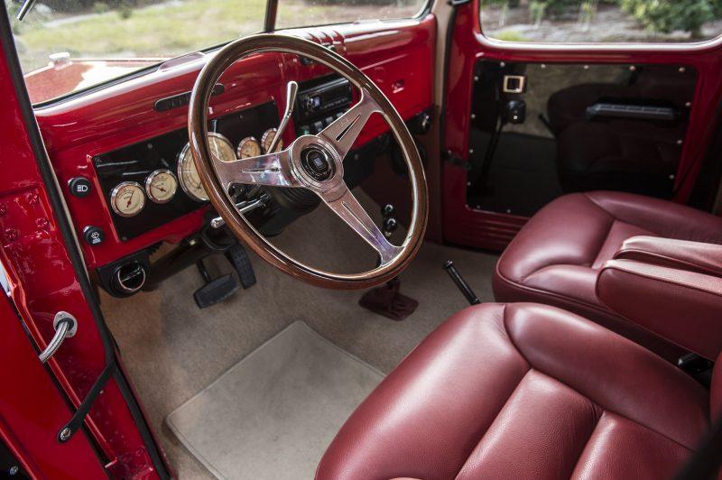 Dodge power wagon conversion