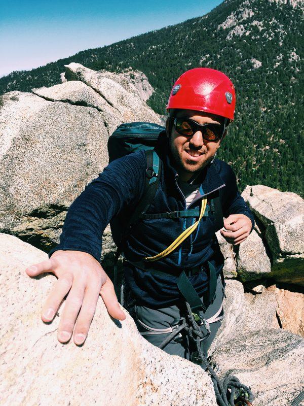 Patagonia Climbing