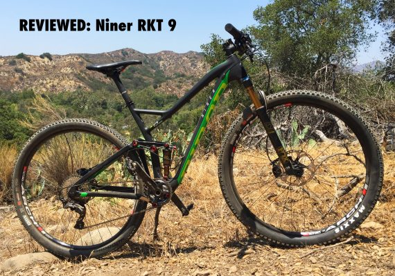 Niner RKT 9 RDO Bike Review