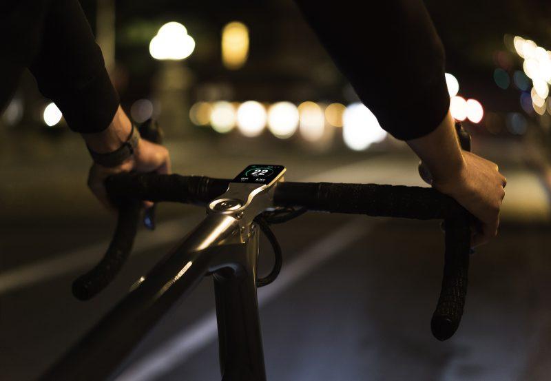 Integrated bike commuter