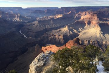 The Grand Canyon Scenic Image