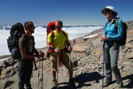 Mt. Rainier with Sally Jewell