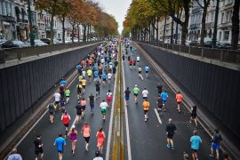 Marathon season tips