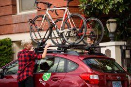 Zipcar and yakima