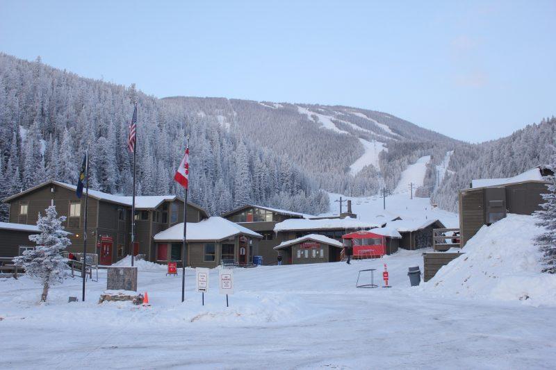 Red Mountain Lodge, Montana
