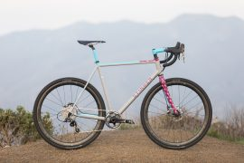 Stinner Frameworks Custom Cross Bike