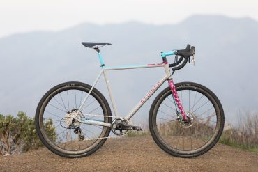 Stinner Frameworks Custom Cross Bike