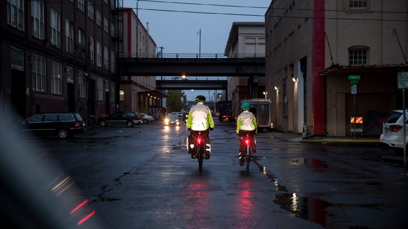 cycling beacon lights