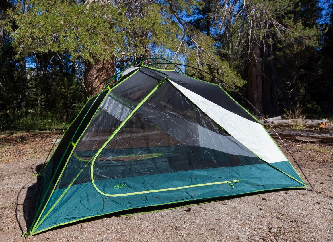 Ridgeway By Kelty 4 Person Dome Tent 9 X 8