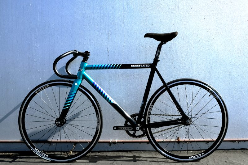 State Bicycle Co Undefeated II Aluminum Fixed Gear Race Bike