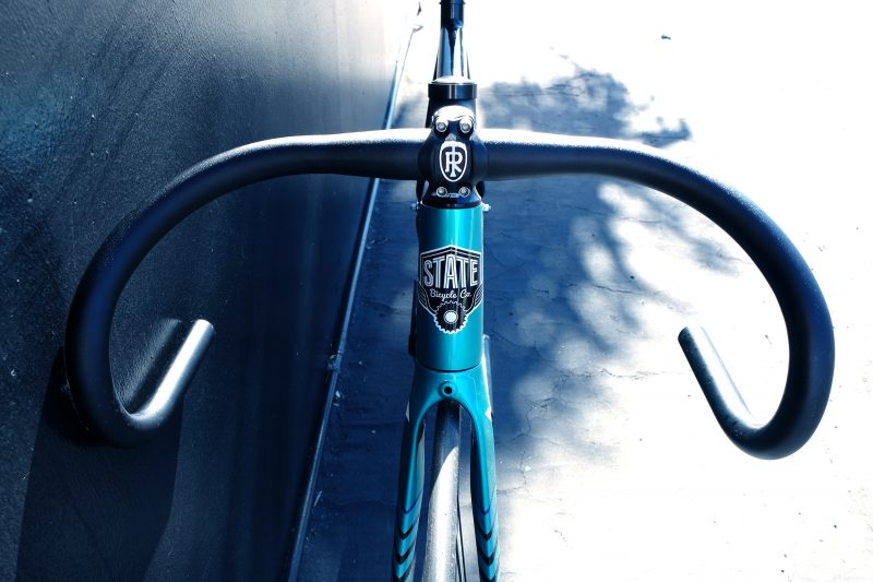 State Undefeated II Essor USA Carbon Fork