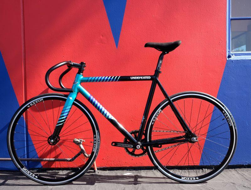 State Undefeated II Track Bike Frame