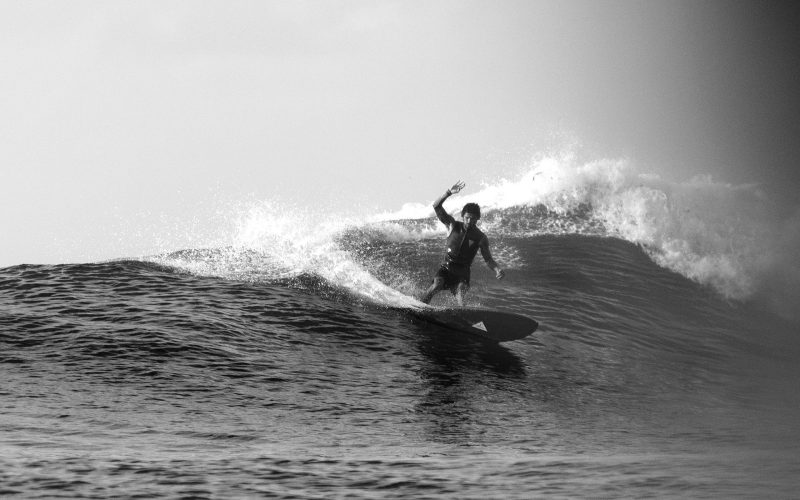 Surf photography in Bali
