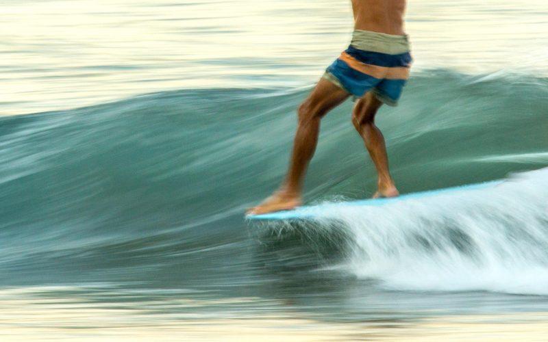 Folklore Surf Marmar longboard