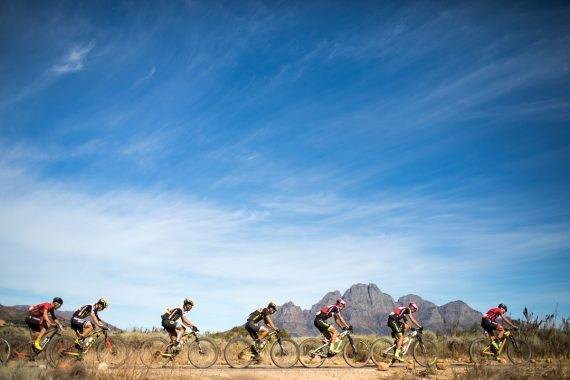 Absa Cape epic 2017