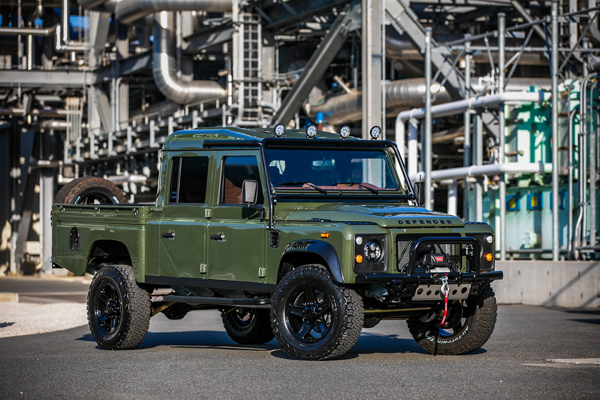 Defender Roll Cage Kit >> East Coast Defender Releases The Huntress | Gearminded