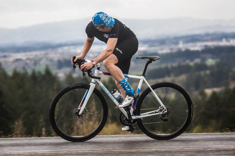 BreadWinner Bikes custom road bike