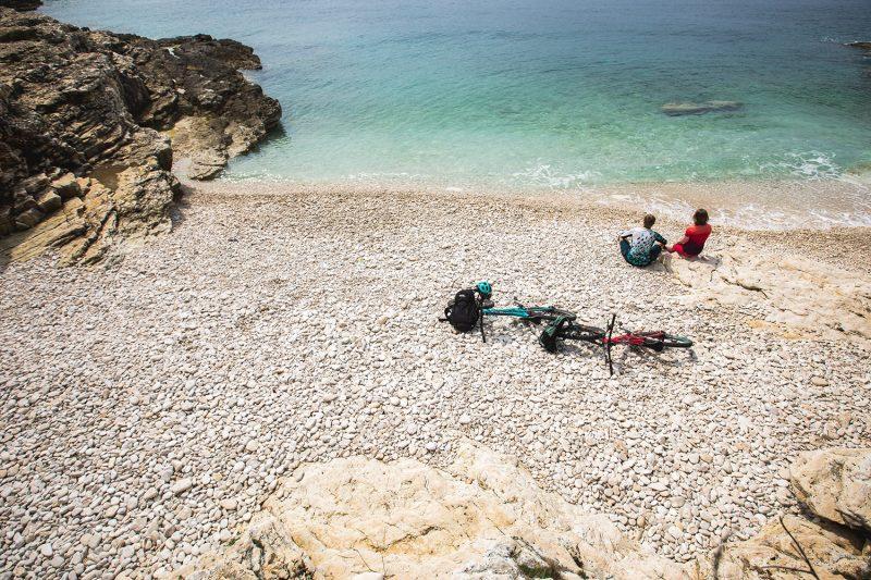 Mountain biking Croatia