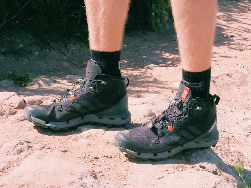Adidas Fast GTX Surround hiking boots