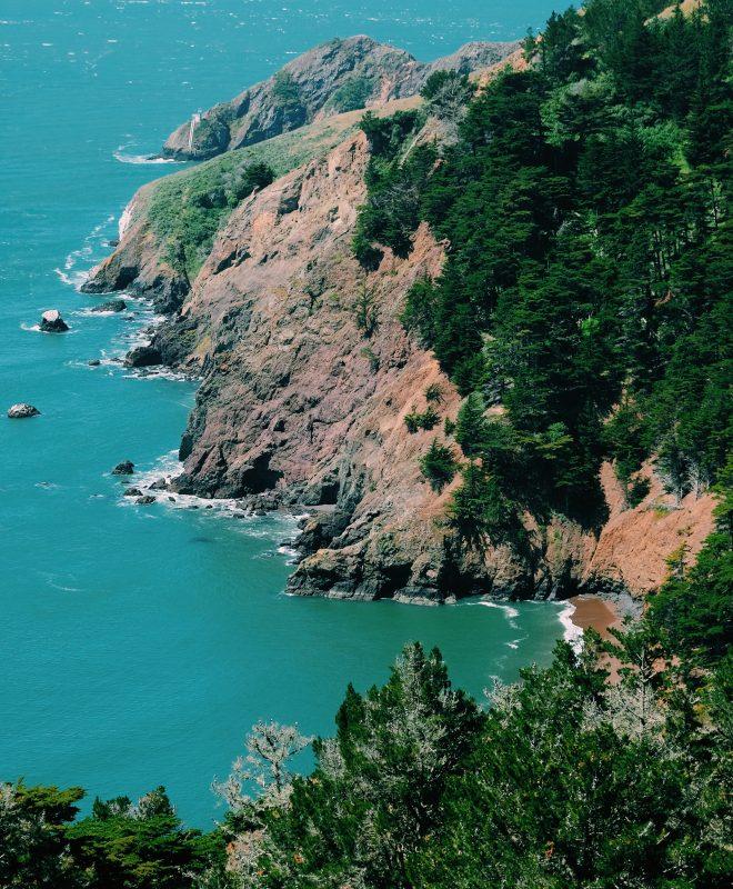 San Francisco Coastline