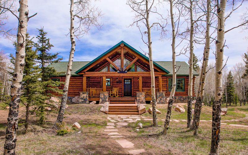 Log homes Gearminded.com