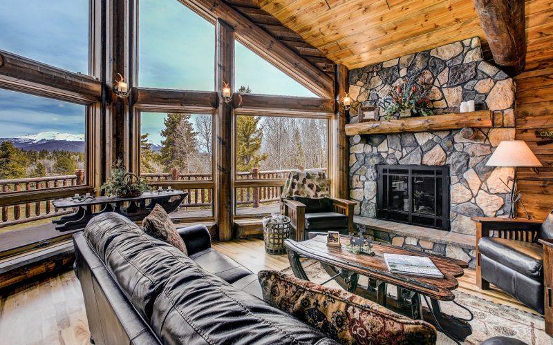 Custom timber homes Gearminded.com