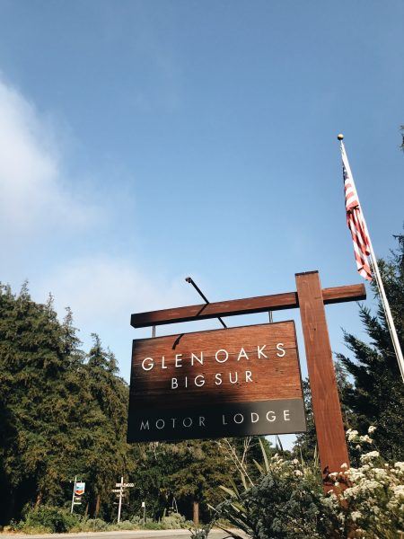 Glen Oaks Big Sur Gearminded.com