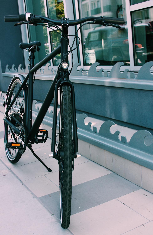 Priority Continuum Onyx: No Hassle Urban Bike | Gearminded