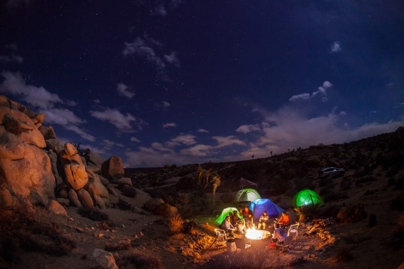 Hipcamp camping survey Gearminded.com