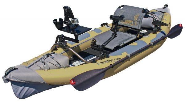 Advanced Elements Fishing Kayak
