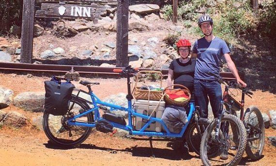 The Riese & Müller E-Cargo Bike