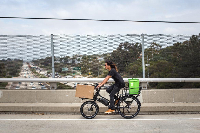 CERO One Cargo Bike | Gearminded.com