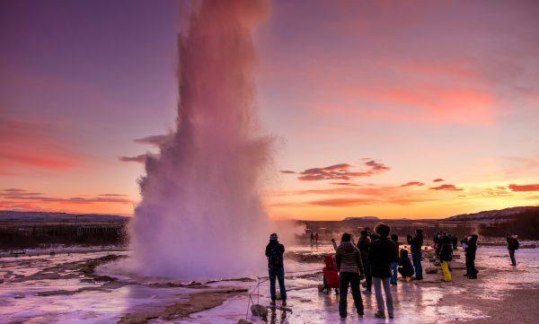 Strokkur Geysir, Iceland Gearminded.com