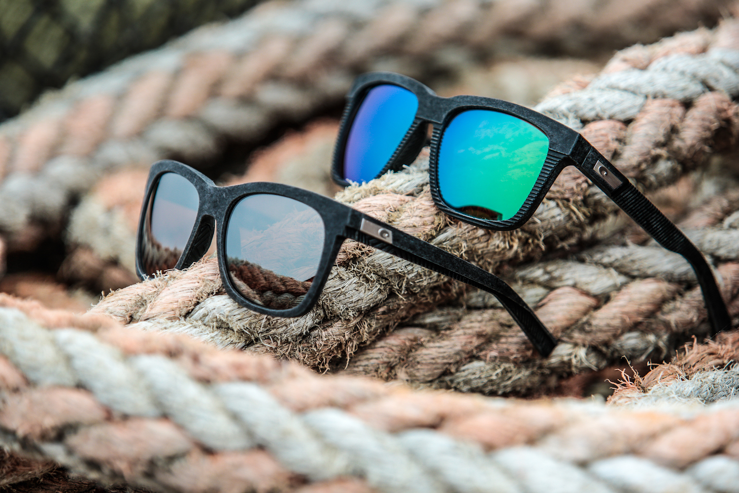 86824a61703 Costa and Bureo New Recycled Fishnet Sunglasses