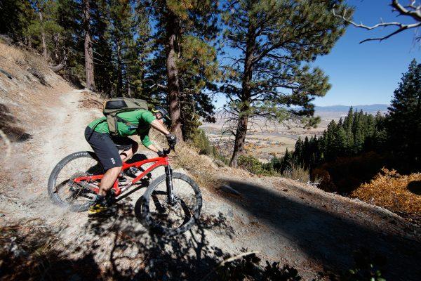 Sierra Canyon Trail, Genoa, Nevada