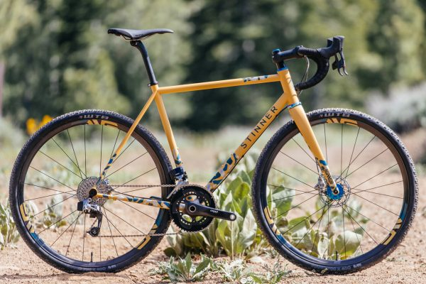 Handmade Stinner Gravel bike | Gearminded.com