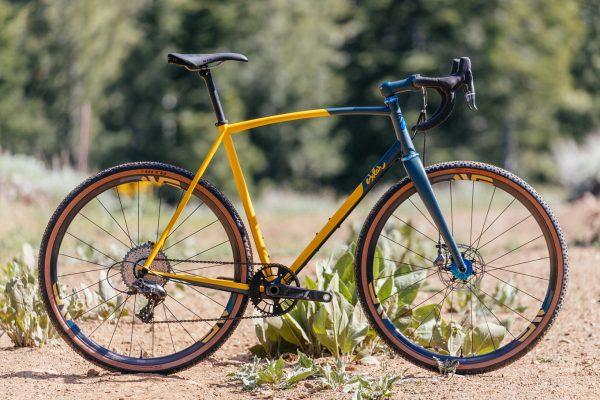 Handmade Sklar Gravel bike | Gearminded.com