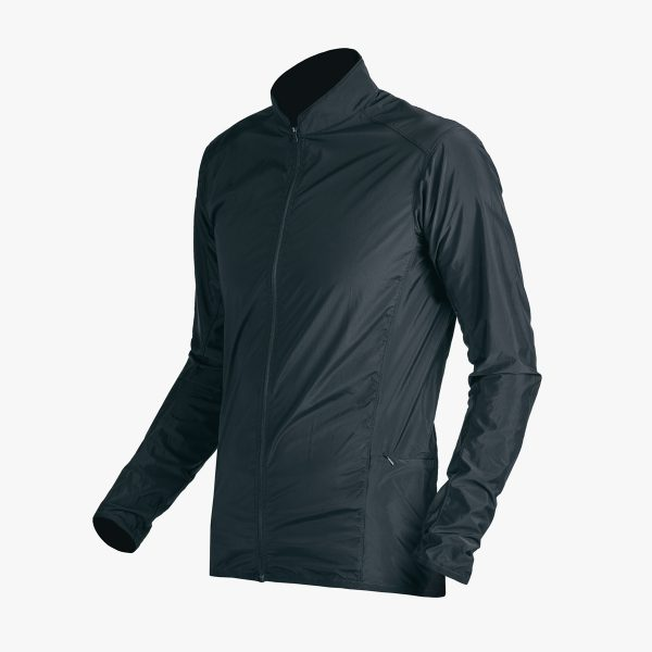 The Interval : PNG Jacket Features:  Fabric: 89% Nylon 11% Spandex Anti-odor Anti-static Wind Repellent Water Repellent Welded cuffs and hem MSRP $205