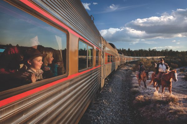 Grand Canyon Railway Trip | Gearminded.com