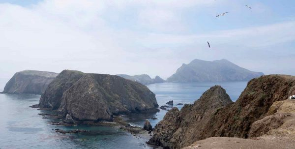 nspiration Point at Anacapa Island, Channel Islands National Park